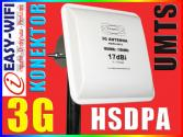 PANEL 17dBi 3G UMTS HSDPA MERLIN OPTION HUAWEI